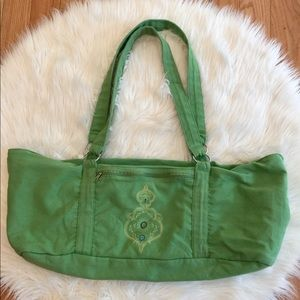 ❗️Gaiam Sublime Large Green Yoga/ Day Tote